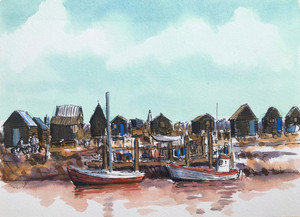 Assorted Huts