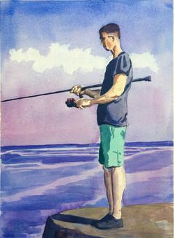 Coliemore Fisherman