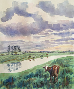Cattle I (Oldcastle)