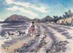 Kiliney Beach (Mazunte)