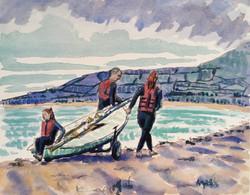 Ventry Beach I