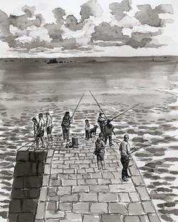 Colliemore Fishermen