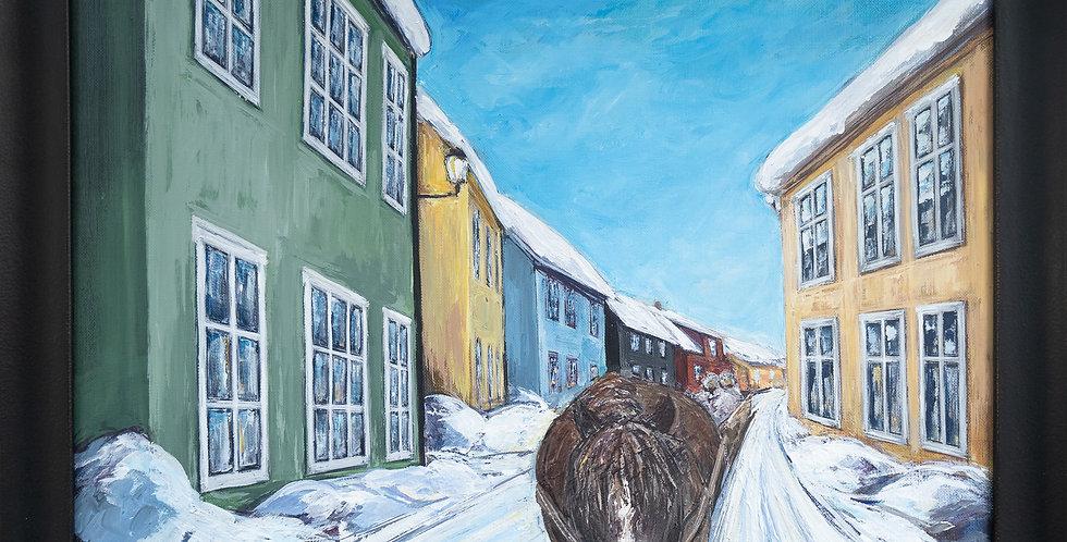 Kanefart ned Svenskveien