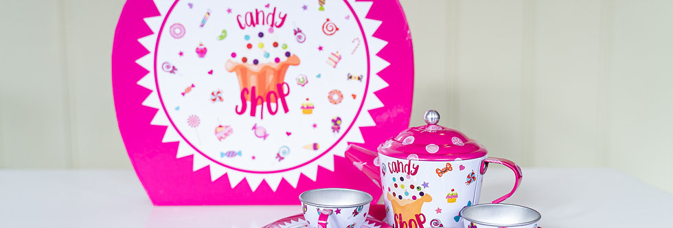Candy shop servise