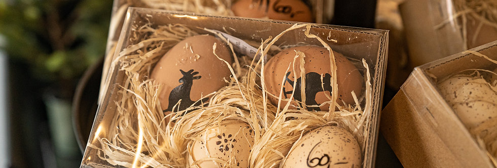 Egg dekor