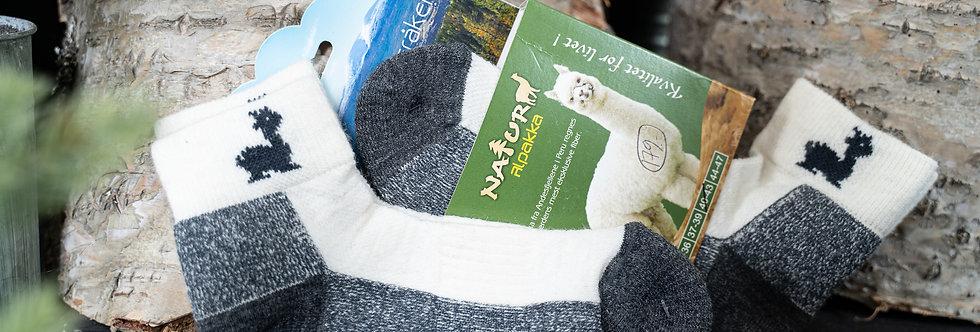 Alpakka - Ankelsokk