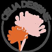 Célia dessine   logo