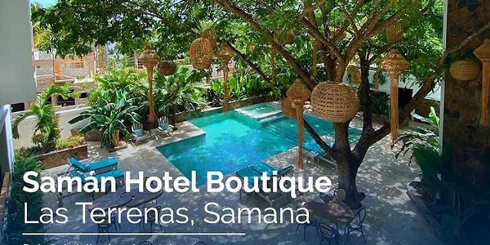 Saman Hotel boutique