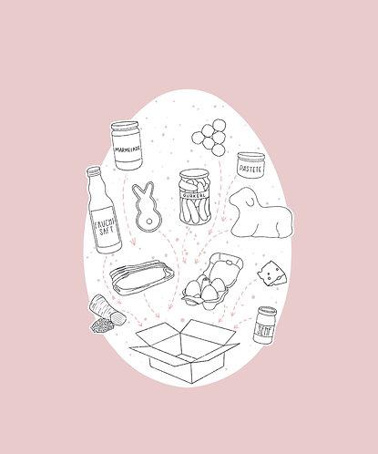 Ostergenuss +Hanfblütentee