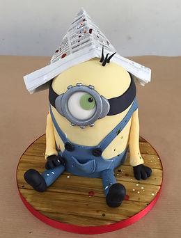 himmelrosa Motivtorte Geburtstagstorte