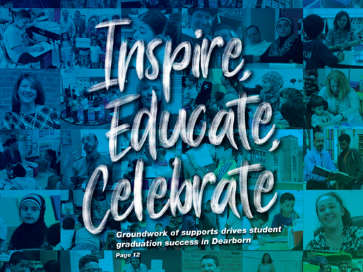 Eidex in MASA Leader: Inspire, Educate, Celebrate