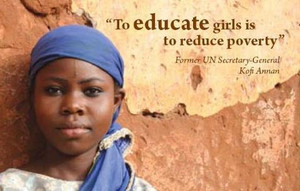 The importance of education for girls in Sierra Leone