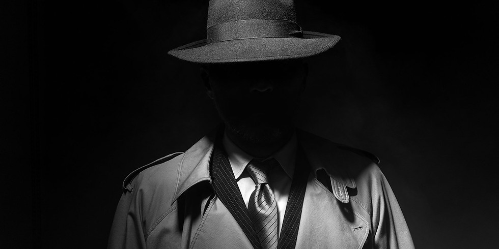 DofE & Rotary. Private club's event: Meeting with a private detective