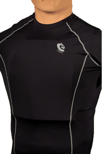Armored Shirts w/front and back panels
