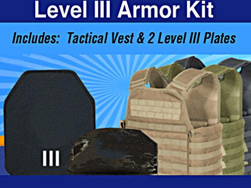 Level III Armor Kit