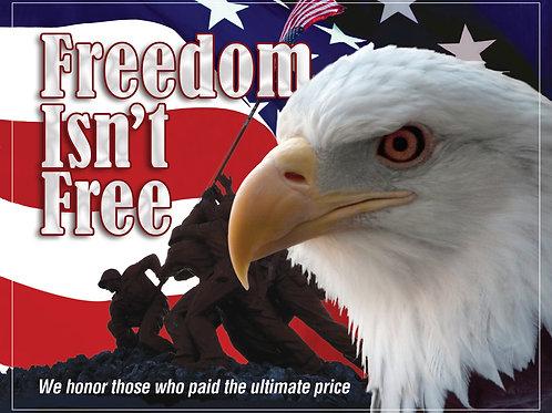 Freedom Isn't Free