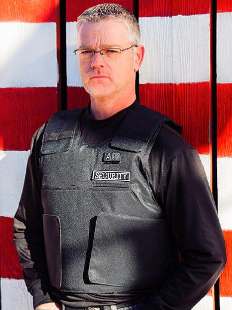 Security Vest Level IIIA
