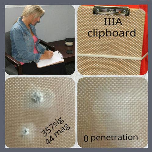 IIIA Armor Clipboard