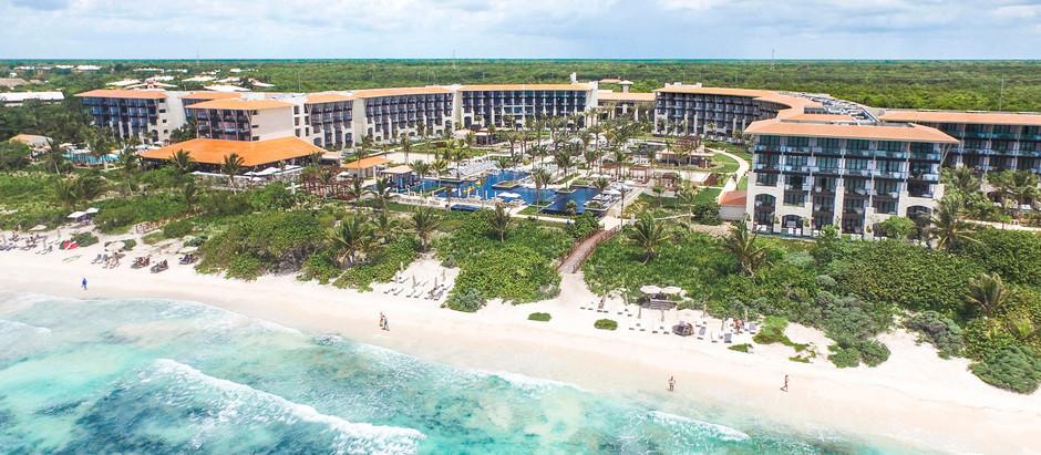 ÚNICO 20°87° Hotel Riviera Maya, el oasis del CaribeMexicano que sorprende con lujo y glamour