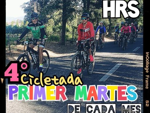Invitan a participar de cicletada en Molina, Sagrada Familia y Curicó