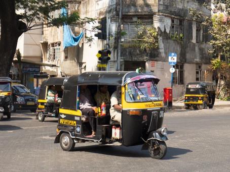 La India, parte I (Bombay)