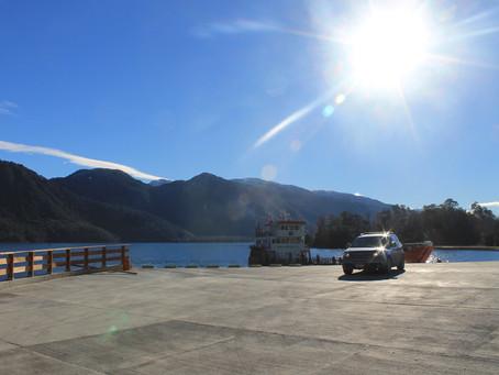 Navegar la Cordillera de Los Andes es posible