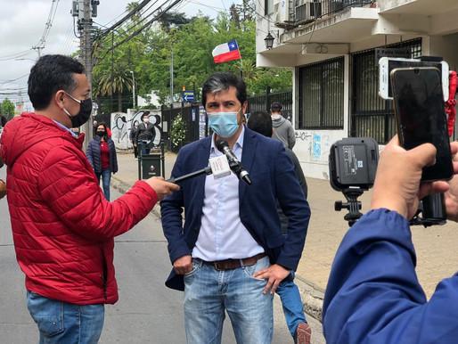 "Diputado Hugo Rey: ""Ganó Chile, ganó la democracia, no ganó ni la derecha ni la izquierda"""