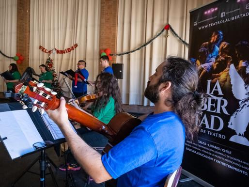Segunda edición de Ciudad Musical tendrá lugar en comedores solidarios