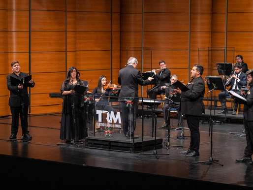 Dos conciertos navideños tiene programado el TRM pasa diciembre
