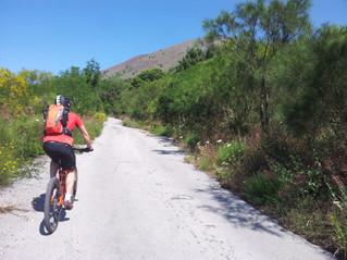 Vesuvius by bike!