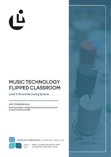 Flipped Classroom SOND 3 - 28007