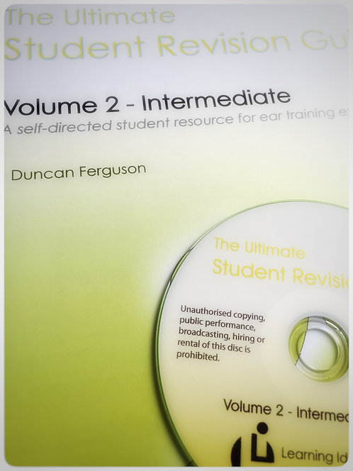 Student Revision Guide Volume 2