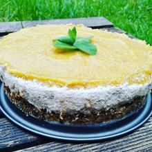 As promised_ Vegan Vanilla Cashew Cheese