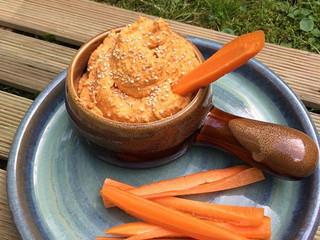 🌶Roasted paprika Hummus 🌶_🌿🌿🌿_Ingre