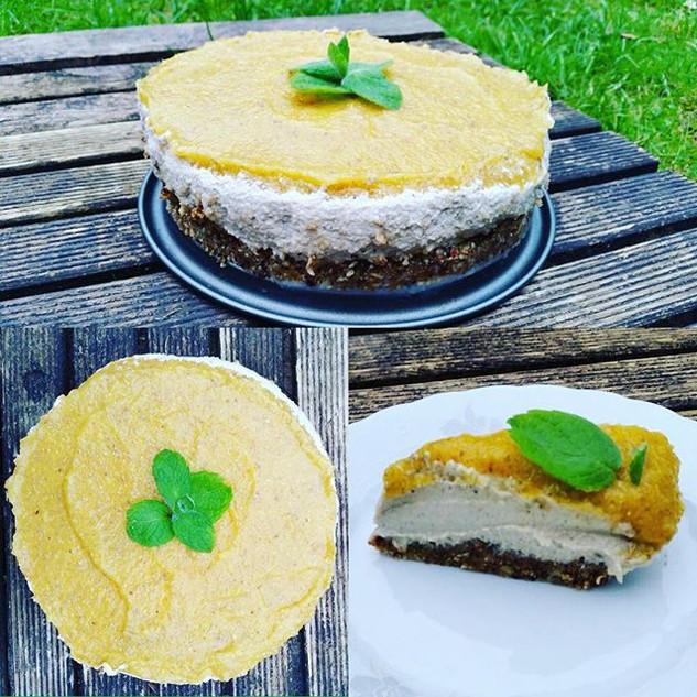 🇬🇧🌱🌱🌱The best Vegan Vanilla Cashew