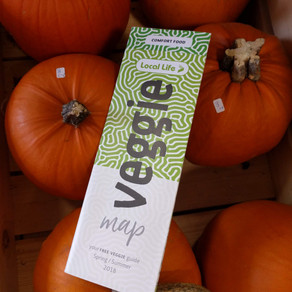 VeggieMap is coming to town!