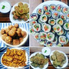 I love food. I LOVE making it, sharing i