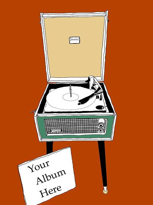 Your Favourite Album Here