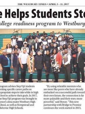 Bridge Helps Students Step Up!