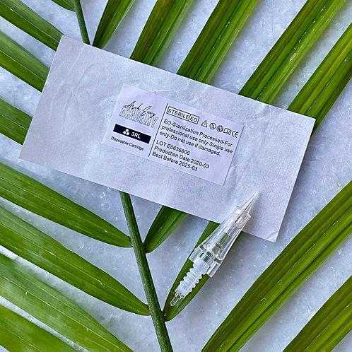 Twist In Membrane Needle Cartridge (pack of 15)