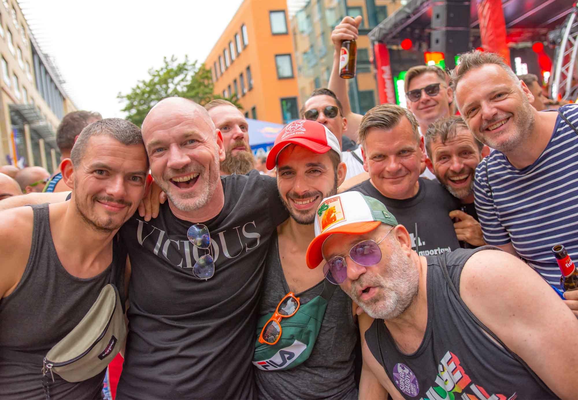ColognePride Tanzbühne & Straßenfest