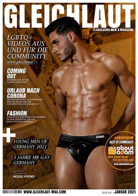 Cover Januar 2021