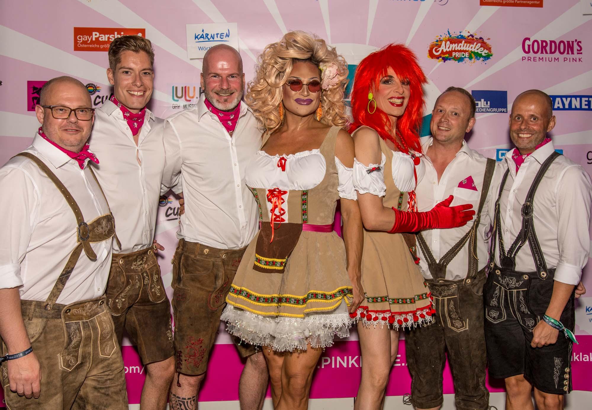 PINK LAKE FESTIVAL 2018
