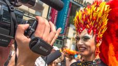 LGBTQ+ Reportagen  |  GLEICHLAUT.TV