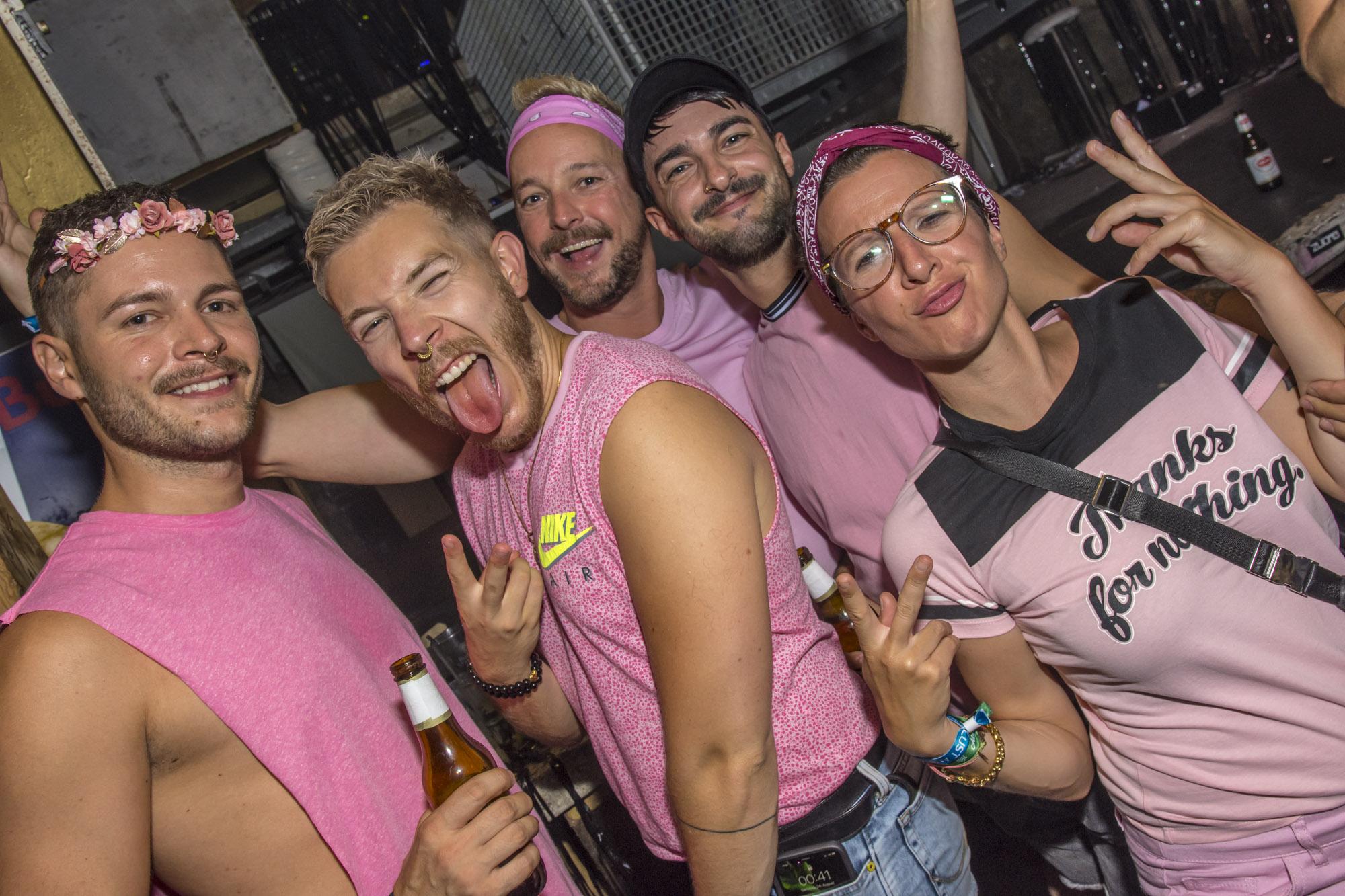 Pink Lake Festival 2019 - Club Night