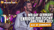MR GAY GERMANY 2018  |  ABOUTADAM
