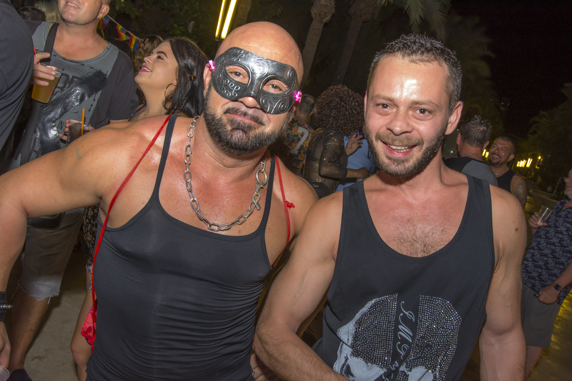 Benidorm Pride 2019 - Black Party
