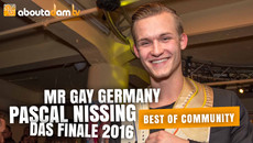 MR GAY GERMANY 2017  |  ABOUTADAM