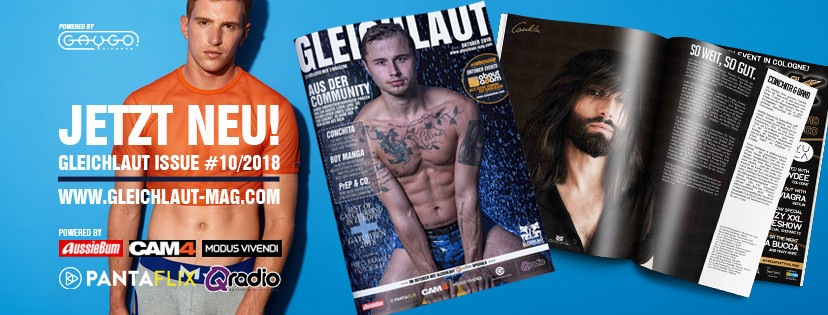 GLEICHLAUT Magazin - Issue Oktober 2018