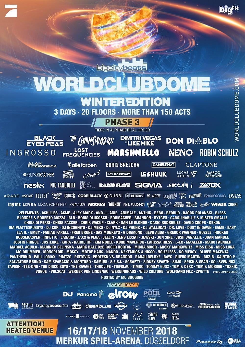 WCD Winter Edition